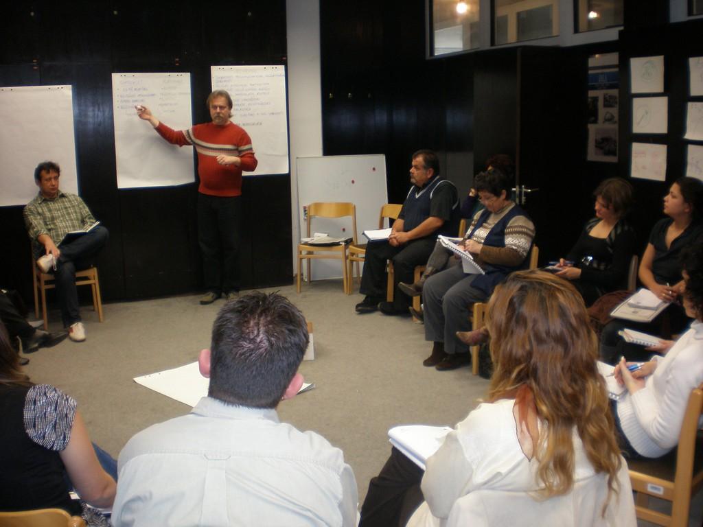 Megyei civil szervezetfejlesztési program
